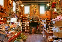 The Country Store, The Old School House, The Barn..Oh MY! / by Dawn Rivera
