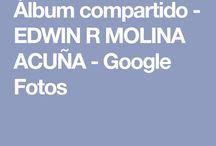 EDWIN R MOLINA ACUÑA / ARTE Y ARQUITECTURA