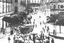 Roccadaspide storica / Foto di Roccadaspide SA_Anni 50