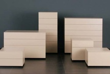 Contemporary New White High Gloss Three Drawer Morgan Dresser