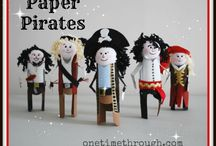 toilet paper dolls