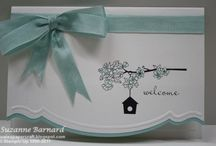 Pretty cards / Pretty cards made by others that I admire / by Cathy Andronicou
