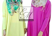Elegant Muslimah