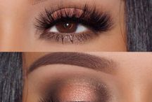 Brown Eyes-Makeup Ideas