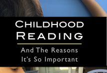 Children's Books / Children's books, reading, literacy