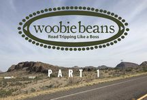 Travel / Learn about the travels of the Woobie Beans' family. Where will we travel to next?