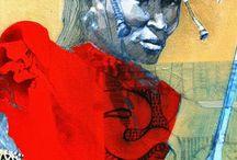 Keith Joubert African Artist