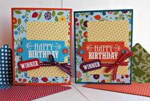 Stampin' Up! Creative Crew Design Team Projects / The Splitcoast Creative Crew Stampin' Up! Design Team's monthly gallery projects - come play in our challenges!