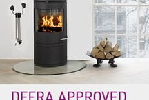 Wood Burners / We supply and install woodburner stoves.  Traditional and contemporary wood burning stoves.  A great investment that will add character and charm to your property. http://www.hgs-homeandgarden.co.uk