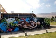 Expresiones Urbanas. / Arte sobre muros de la ciudad