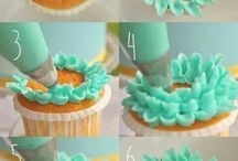Bakespiration / Inspiration and how-to's for cupcakes and other bakery goodness