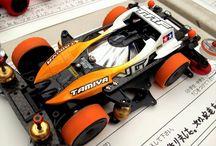 Tamiya Mini4WD