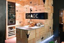 shop decor and branding