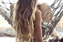 Onde da spiaggia Beach Waves / Hair waves