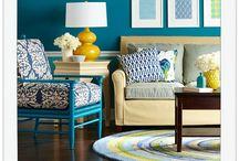 turquoise   tyrkysová a kombinace