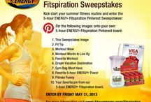 5-hour ENERGY® Fitspiration / by Rajee Pandi
