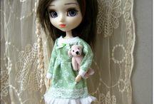 My darling dolls .. <3