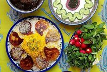 Iran / Cucina persiana