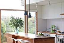 kitchen / Kitchen and design