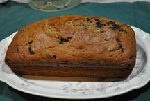 Wild Blueberry Breads