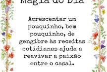 Magias do Dia