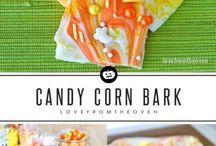 Candy recipes / Food / by Elizabeth Van Dyk