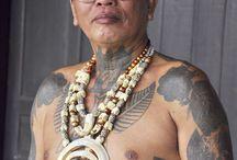 Indigenous Tattoo Designs