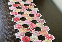 Patchwork & Table Runner / by Penelope Azedo
