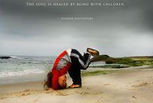 Yoga for the future #2 / Yoga children