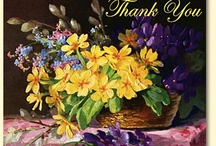 Thank You Cards / There are so many ways to show your gratitude all year long with Old World Christmas Thank You Cards.