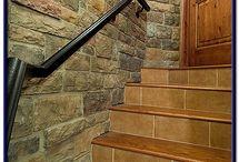 Basement Stairs