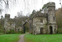 Historical Architecture / Various images of castles, mansions, ruins, etc...