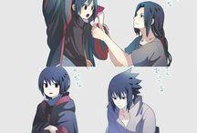 Itachi • Sasuke