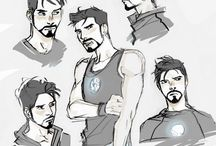 Marvel style