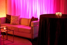 Only Details / Chicago Wedding details offering inspirations and detailed accents. All decor, lighting, and fabric produced by Art of Imagination's Deborah Weisenhaus and her team.