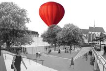 "See and be seen / Concours architecture ""Pavilion of culture Bâle"", Bâle, Archmedium"