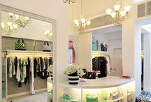 Interior butik