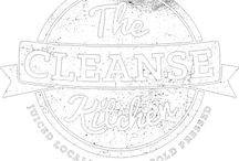 The Cleanse Kitchen / Shameless Self Promotion
