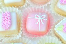 Mini Cakes, Petit Fours, and Sweets! / Adorable cakes can come in small packages! A collection of mini cakes, mini cupcakes, and petit fours! / by My Cake School