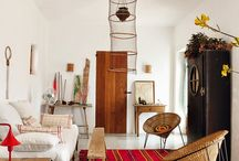 Rustic livingspace