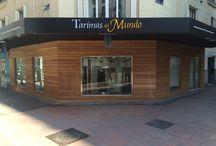 Nuestras tiendas / Visita nuestras tiendas en Madrid, donde nuestro personal especializado te asesorará para sacar el máximo partido a tus proyectos.  Estamos en: - Avenida Ramón y Cajal 67 - Alcalá, 72 - Diego de León 25