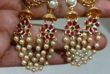 Wedding jewellery collection