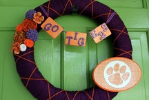 Clemson DIY / Do it yourself projects, crafts, recipes, etc. / by Clemson Girl
