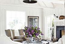 Olohuoneita / living rooms