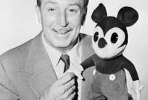 Walt Elias Disney /         A World Of Imagination And Dreams  / by Georgia Alexander