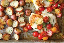 Food: Sheet Pan Dinners