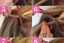 Μαλλιά με πλεξούδες