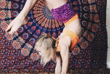 Yoga Tapestries