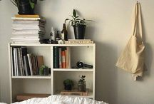 Room idea 3 - plants? and vintage thing?