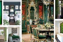 Rooms We Love / Interior Design | Inspiration